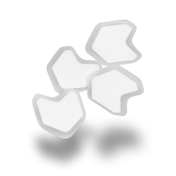 Patchs parotidiens DryTips pour le contrôle de l'humidité dans la cavité buccale